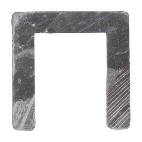 u-profiel aluminium 10x10mm 200cm