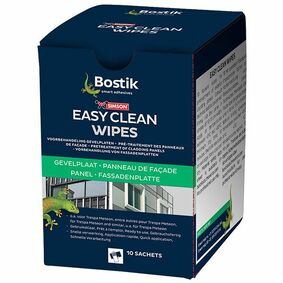 bostik easy cleanwipes pak a 10 doekjes