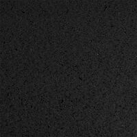 Krion Solid Surface 9905 Elegant Black 3680x760x12mm