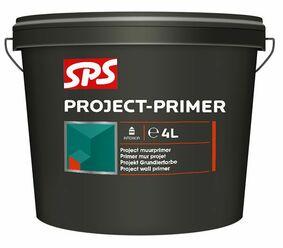 sps project primer dekkend wit 4ltr