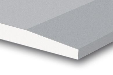 SINIAT Gipsplaat Afgeschuinde Kant 2800x1200x9,5mm