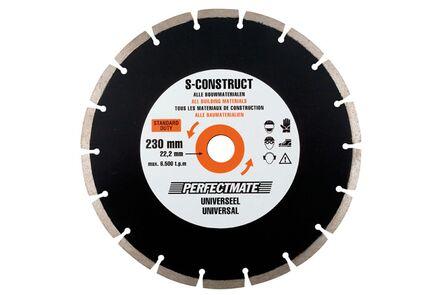 perfectmate s-construct universeel 125mm