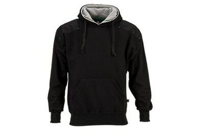 ARTELLI Sweater Werkhoody Zwart L