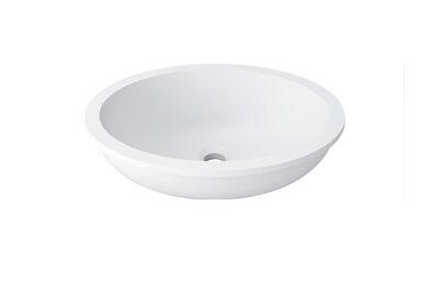 Krion Solid Surface Spoelbak B415 E Snow White 400x310x160mm