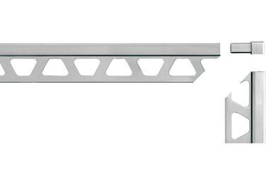 SCHLÜTER Hoekje Q80AE Aluminium Geanodiseerd 8mm