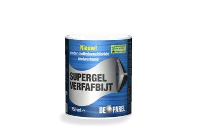 DE PAREL Supergel Verfafbijt 750ml
