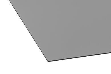 TRESPA Izeon Satin RAL 7037 Stofgrijs Enkelzijdig 2130x1420c6mm
