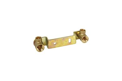 """Montagebeugel Capilair Messing 2x15mm x1/2"""""""