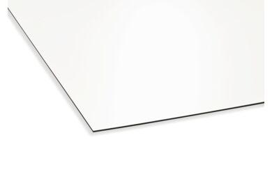 TRESPA Meteon Satin A03,0,0 White Enkelzijdig 2550x1860x10mm