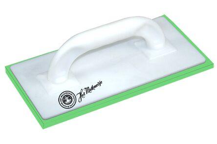 melkmeisje schuurbord rubber groen 280x140mm mm516280