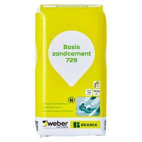beamix basis zandcement 729 zak 25kg