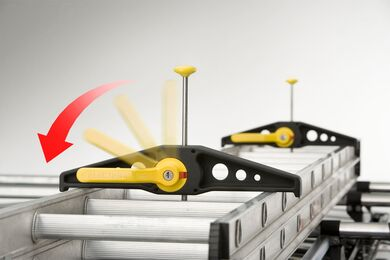 Safeclamp Laddertransportklem 2