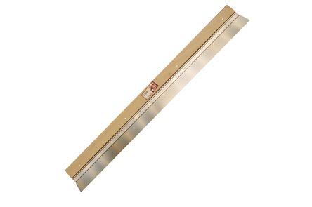melkmeisje spackmes rvs houten handvat 950mm mm651000