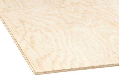 VARELPLEX Radiata Pine Underlayment Multiplex TG2 FSC 2440x1220x18mm