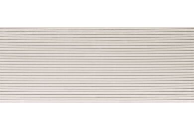 Fitwall Creative Wandpaneel Willow Raw White 3290x1285x16mm