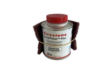 FIRESTONE Rubbercover Quickprime Plus Transparant 250ml