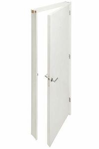 austria deur/kozijn dkc honingraat rechts stomp wit fsc mix 70% 56x120mm 830x2115mm