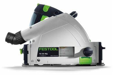 FESTOOL Invalcirkelzaagmachine TS 55 RQ-Plus
