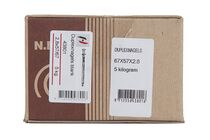 duplexnagel 2,8x57/67mm blank 5kg