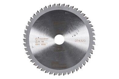DEWALT DT4320-QZ Cirkelzaagblad 48-tands 216x30mm