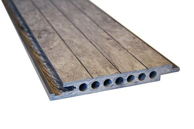 GREENPLANK Smart vlonderplank Cloudy Grey 23x152x3800mm