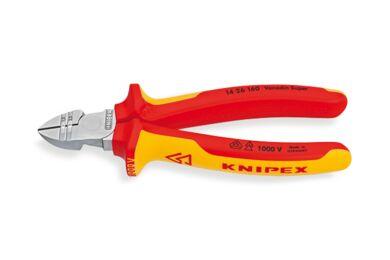 KNIPEX Zijsnijtang VDE ZB 160mm