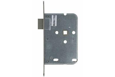 BUVA Uni-Inlock Loopslot Inclusief Sluitplaat En Magnetische Sluitkom Zilverkleurig L1-R4 50mm