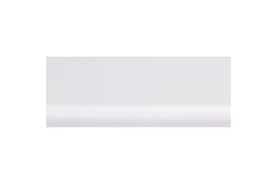 Grenen Koplat Recht Geschaafd Gelakt Wit FSC 12x68x2700mm