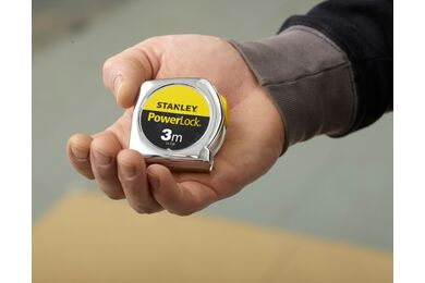 STANLEY Powerlock Rolmaat 3m - 12,7