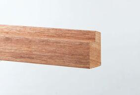 hardhout raamprofiel rp1 40x67x4000