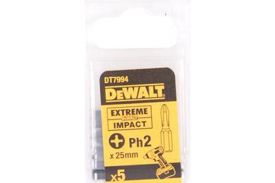 DEWALT DT7994T-QZ Impact Torsion 25mm PH2