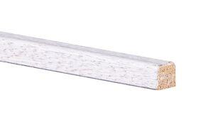 Meranti glaslat gevingerlast a4 80mu gegrond  17x15x4000