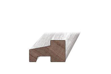 Kozijnprofiel Hardhout onderdorpel C 66x110x5200mm