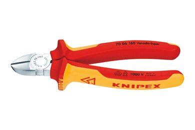 KNIPEX Comfort Zijsnijtang VDE 70-06-160 160mm