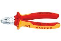 KNIPEX VDE Zijsnijtang Comfort 160mm