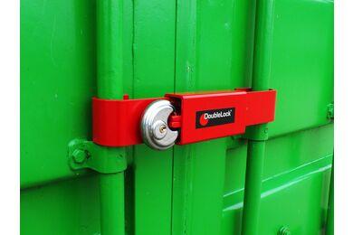 DOUBLELOCK Container- En Hekwerkslot Junior