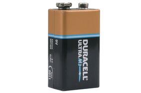 duracell ultra m3 blokbatterij mx1604