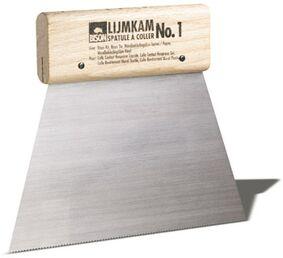 bison lijmkam metaal houten handvat no 1