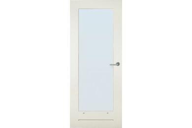 SKANTRAE Balkon-Tuindeur Merbau SKG 583 BW27 Gegrond 201,5x88cm