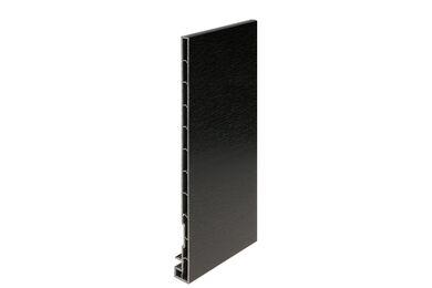 KERALIT 2825 Dakrandpaneel 250mm Monumentengroen Classic Nerf 10x250x6000mm
