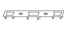 keralit rvs connector 2863 v 2814 (set van 10 stuks)