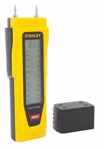 stanley fatmax vochtmeter sku hout+steen+gips