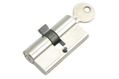 STARX Cilinder Gelijksluitend Vernikkeld 61mm