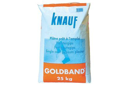 knauf goudband zak 25kg
