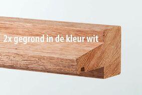 hardhout geving kozijnprofiel d gegrond  66x110x2400