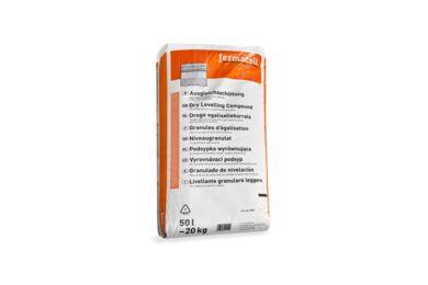 FERMACELL Droge Egalisatiekorrels 0-4 mm 20Kg