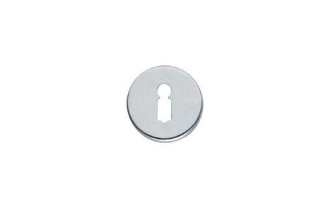 comfidoor sleutelrozet classic chroom mat (set van 2 stuks)