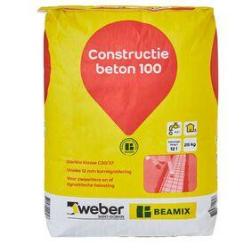 beamix constructie beton 100 zak 25kg