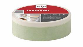 kip duoband 210 25mm x 25m groen/wit