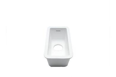 Krion Solid Surface Spoelbak C823 E Snow White 350x160x140mm